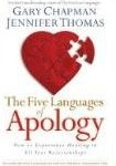 d Conflict 5 Languages of Apology